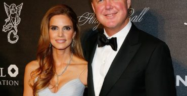 Amy and Brian France Honored At Angel Ball 2019